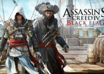 Assassins Creed Black Flag IV Cover