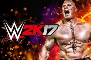 WWE 2K17 Xbox 360 Free Download