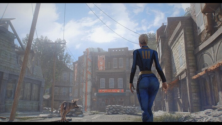 Fallout-4-Gameplay