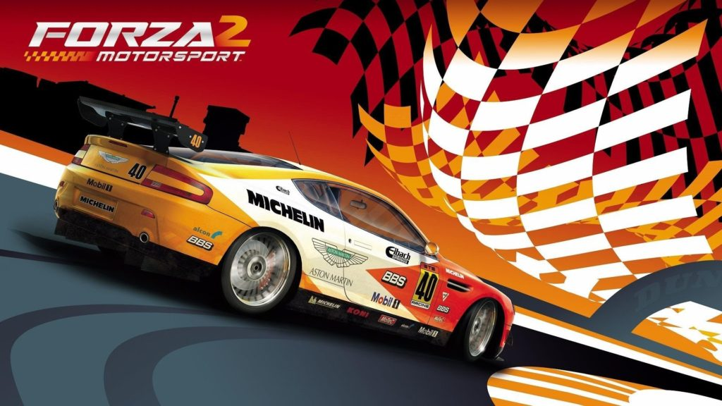 Forza Motorsport 2 Free Download