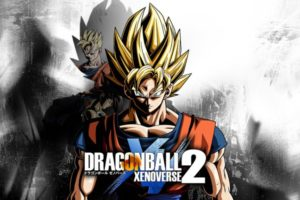 Dragon Ball Xenoverse 2 Games Torrents