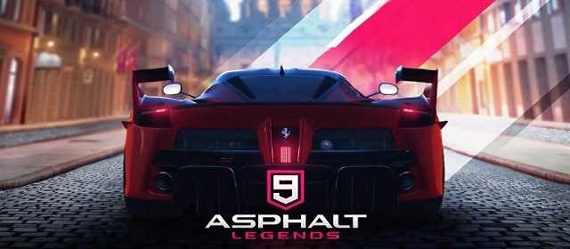 Asphalt 9 Legends Free Download