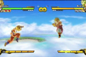 Dragon Ball Z Burst Limit Gameplay