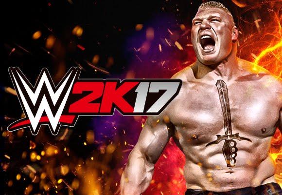 WWE 2k17 Free Download PC