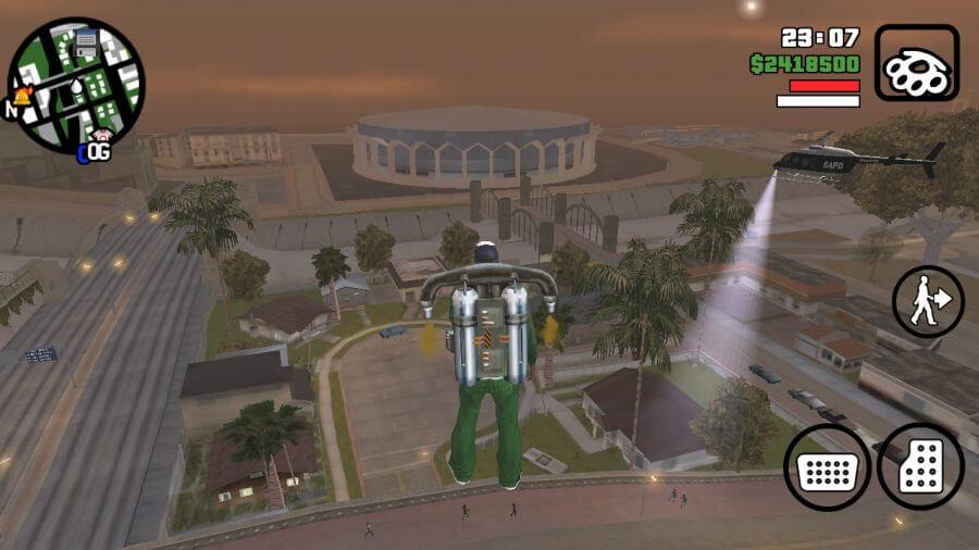 San Andreas Games Torrents
