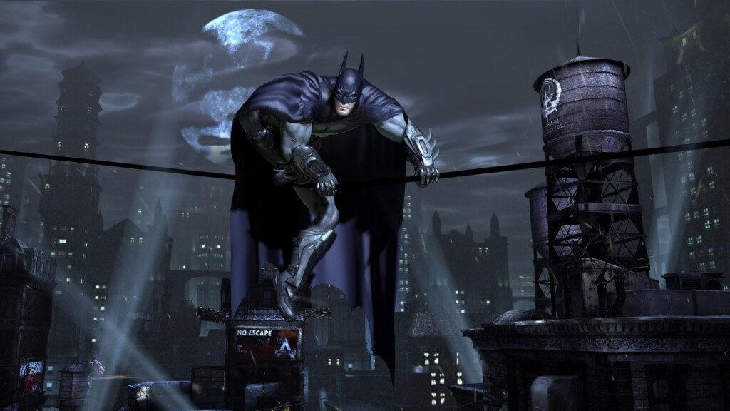 Batman Arkham city Ocean of Games