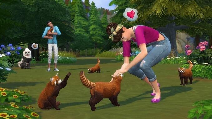 Sims 4 Screenshot 2