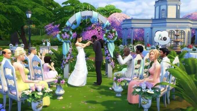 Sims 4 Screenshot 4