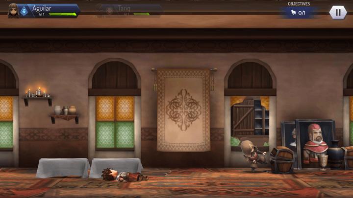 Assassin's Creed Rebellion Gameplay Screenshot 1